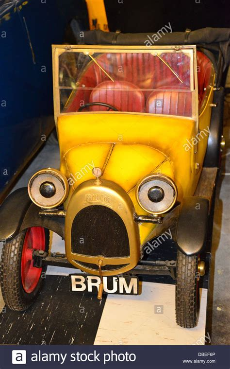 TV 'Brum' car at The Cotswold Motoring Museum, The Old