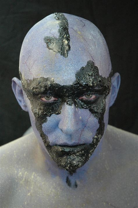Guardians of the Galaxy – BTS Look At Lee Pace's Makeup