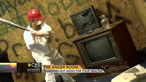 """""""Anger room"""" truly a good outlet for anger? - YouTube"""