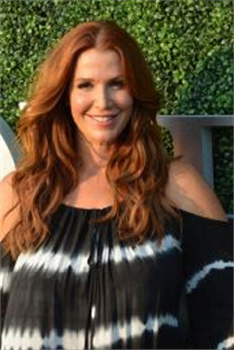 Poppy Montgomery at Day 2 of US Open in NYC, September 2015