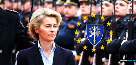 GERMANY DEFENSE MINISTER REVEALS THAT THEY ARE WORKING