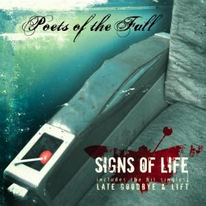 Signs of Life (Poets of the Fall album) - Wikipedia