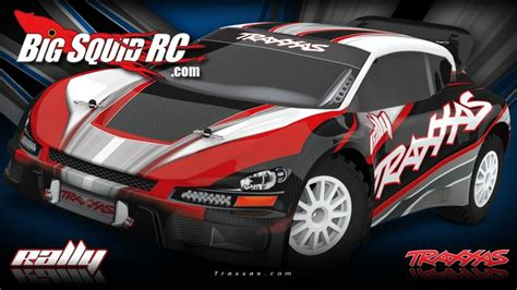 Traxxas Rally 1/10 4wd Brushless Racer « Big Squid RC – RC