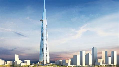 Skyscrapers: Will Jeddah Tower be the tallest in the world